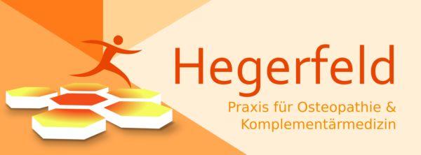 LOGO Hegerfeld · Praxis für Osteopathie und Komplementärmedizin