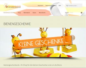 bienengeschenke.de - Online-Shop (c) by bienengeschenke.de