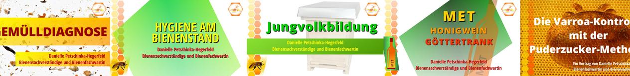 Vorträge Bienensachverständige / -fachwart