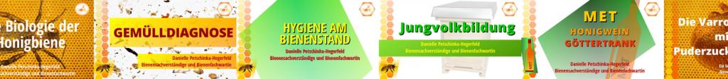 Vorträge Bienensachverständige und Bienenfachwartin Danielle Petschinka-Hegerfeld